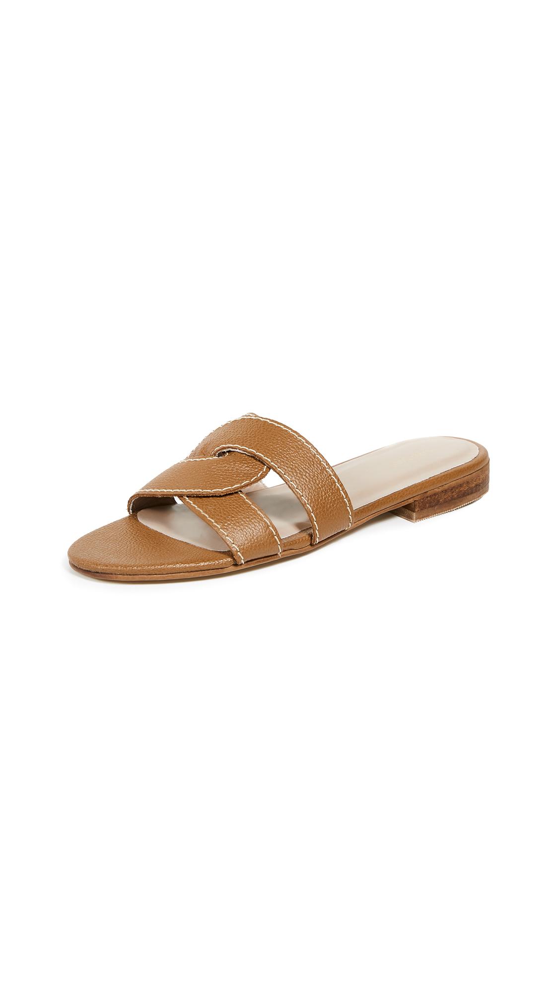 KAANAS Santorini Infinity Sandals - Honey
