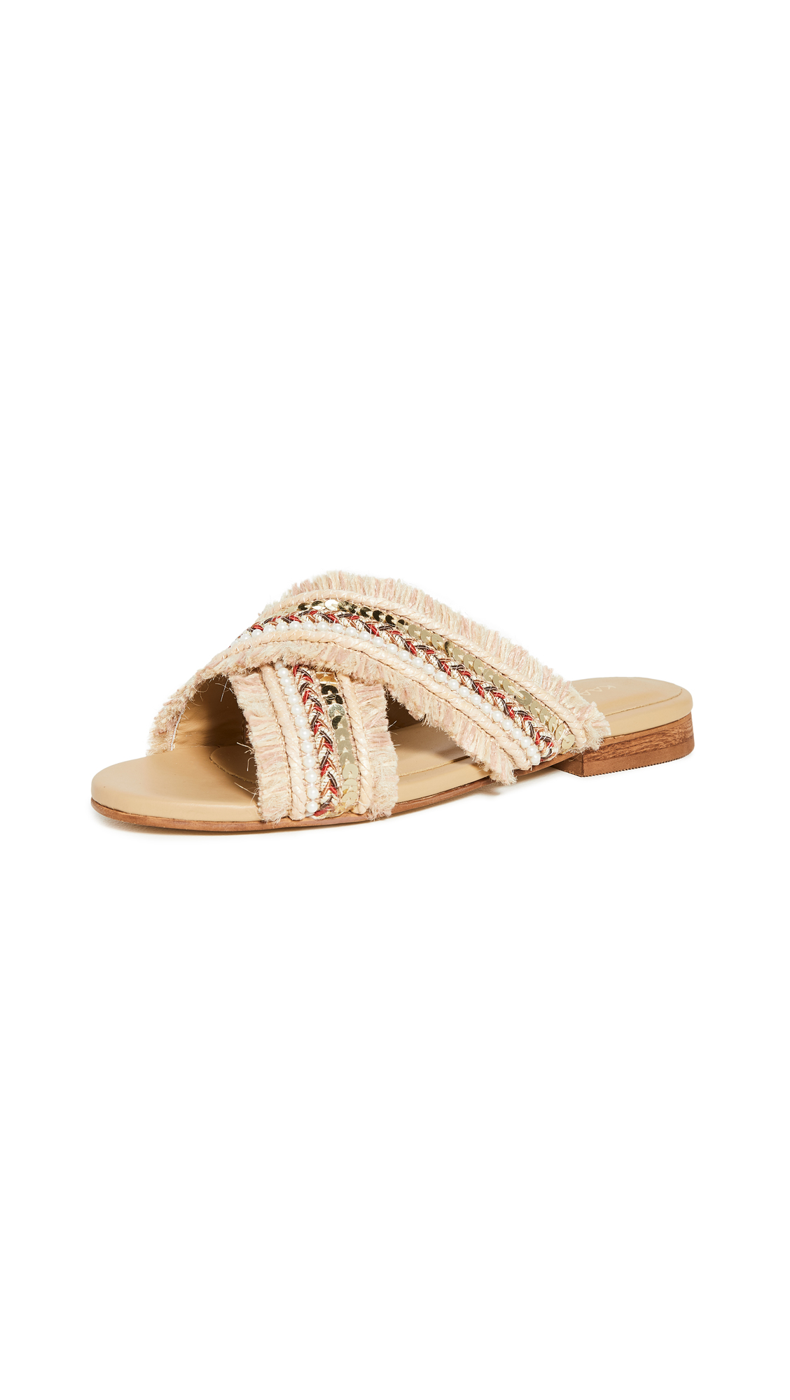 Buy KAANAS Ibiza Crossover Sandals online, shop KAANAS