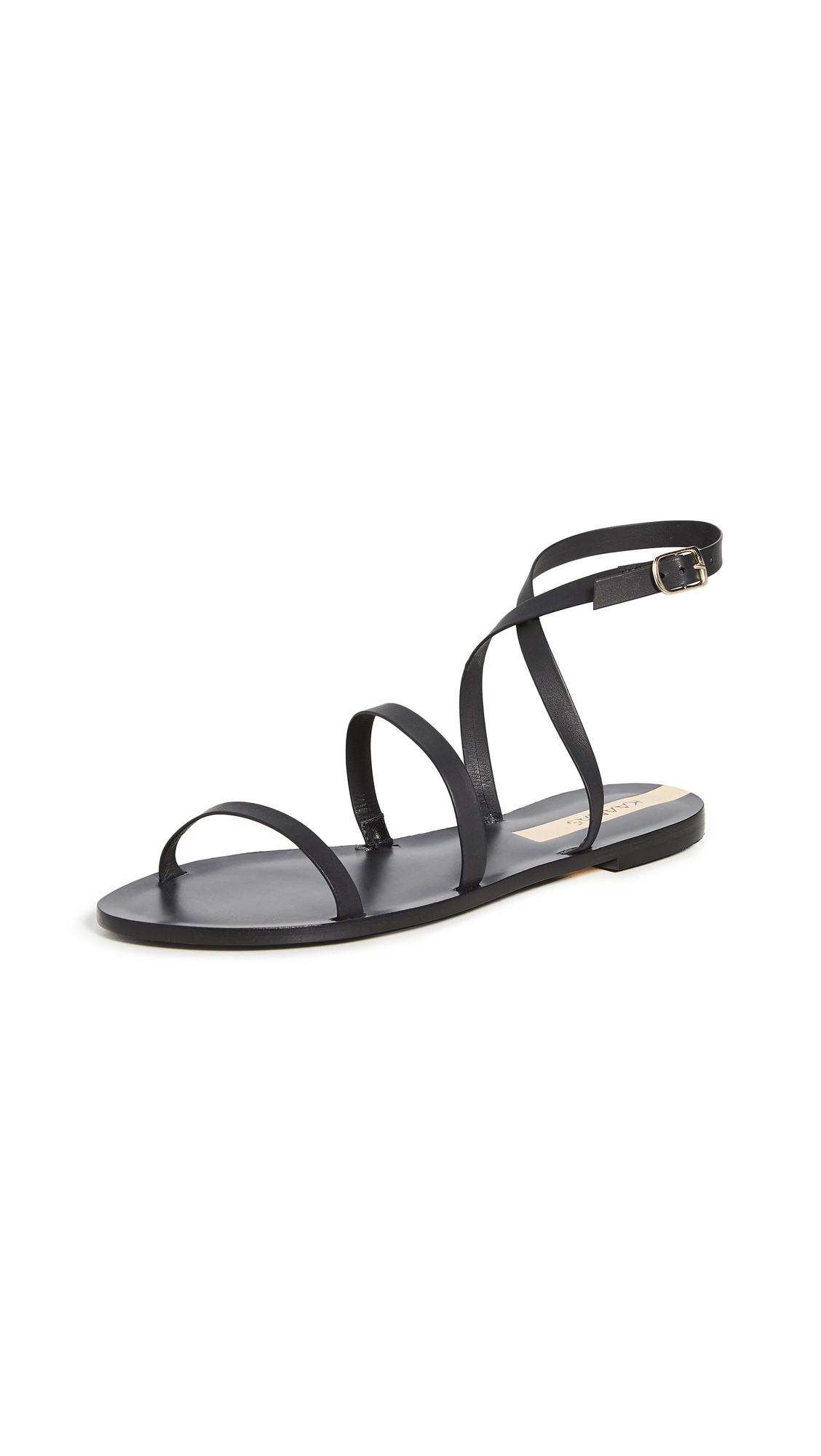 KAANAS Vitoria Gladiator Sandals - 50% Off Sale