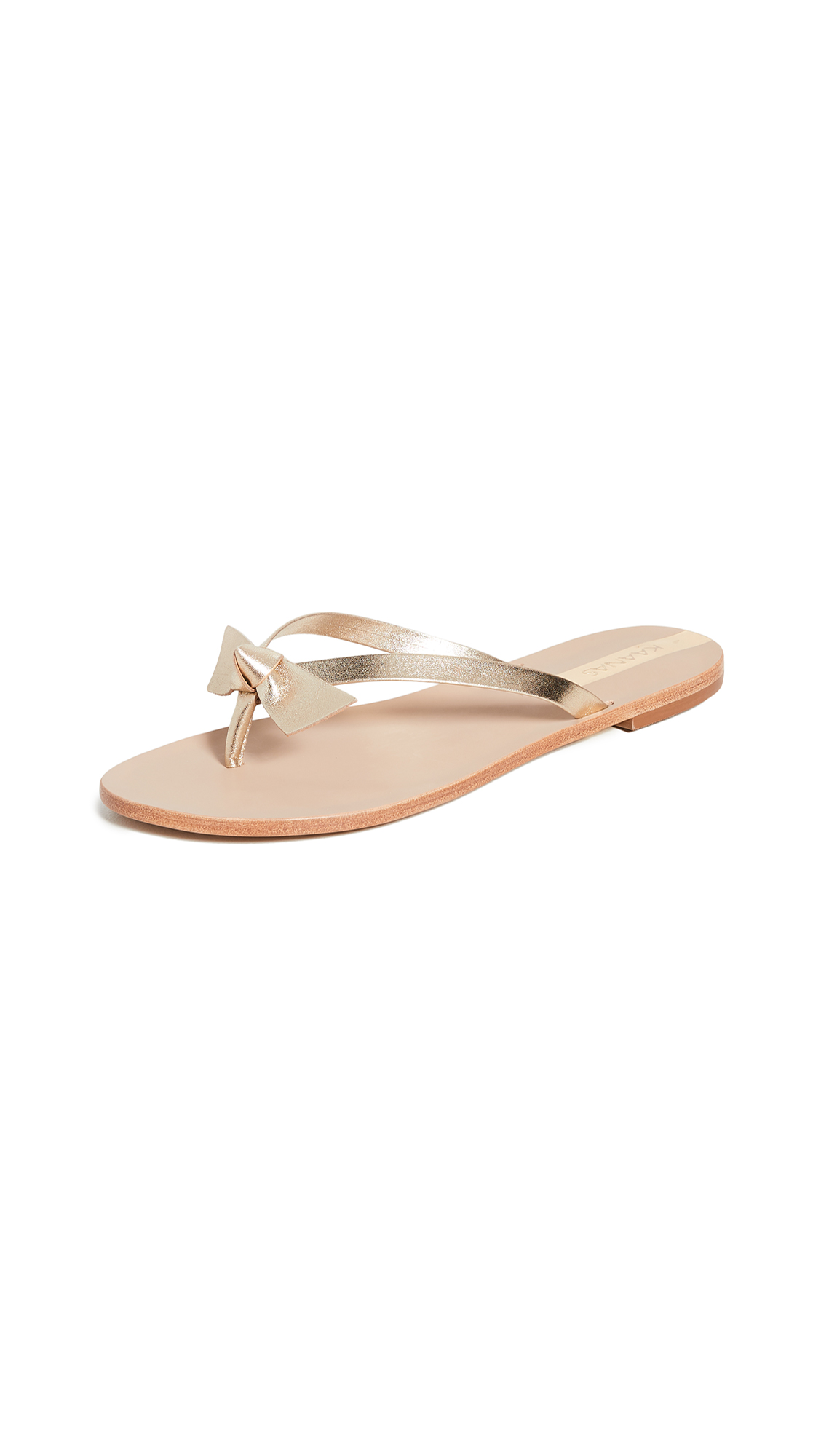 Buy KAANAS Macapa Flip Flops online, shop KAANAS