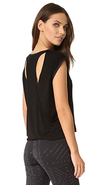 KORAL ACTIVEWEAR Trench Click Top