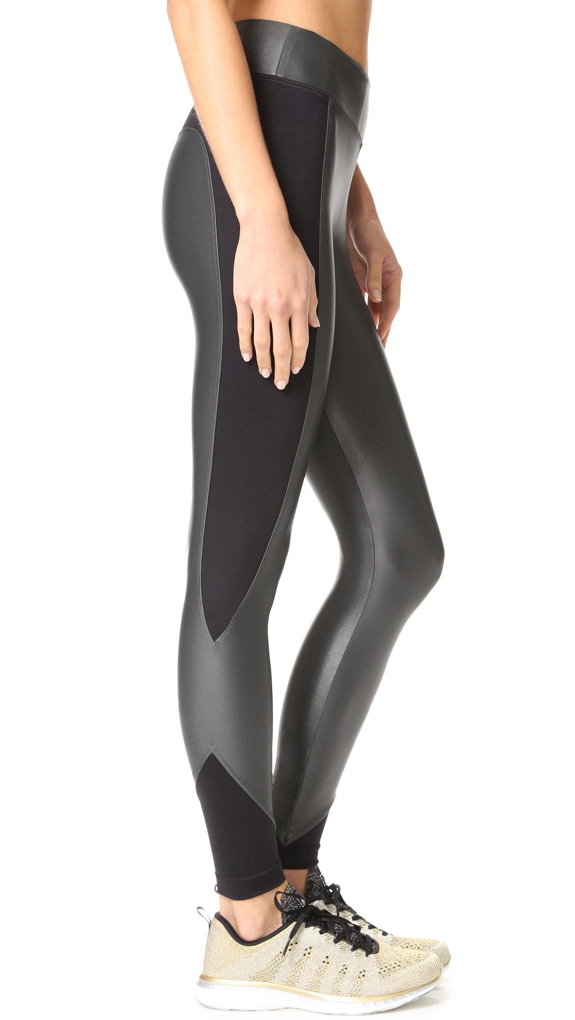 fa6a6f74f12c0a KORAL ACTIVEWEAR Curve Crop Leggings | SHOPBOP