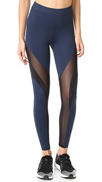 KORAL ACTIVEWEAR Frame Leggings - Midnight
