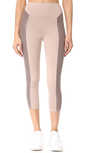 KORAL ACTIVEWEAR Clementine High Rise Leggings - Bisque