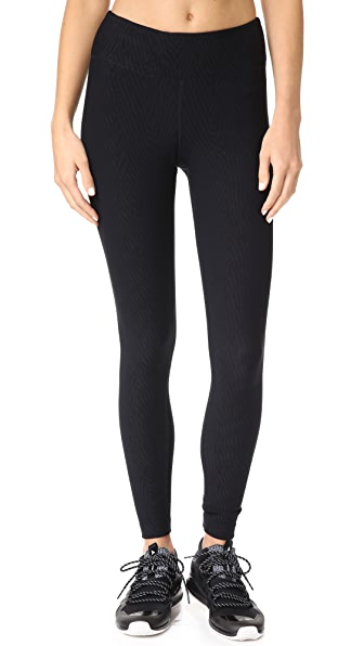 KORAL ACTIVEWEAR Drive Leggings - Black