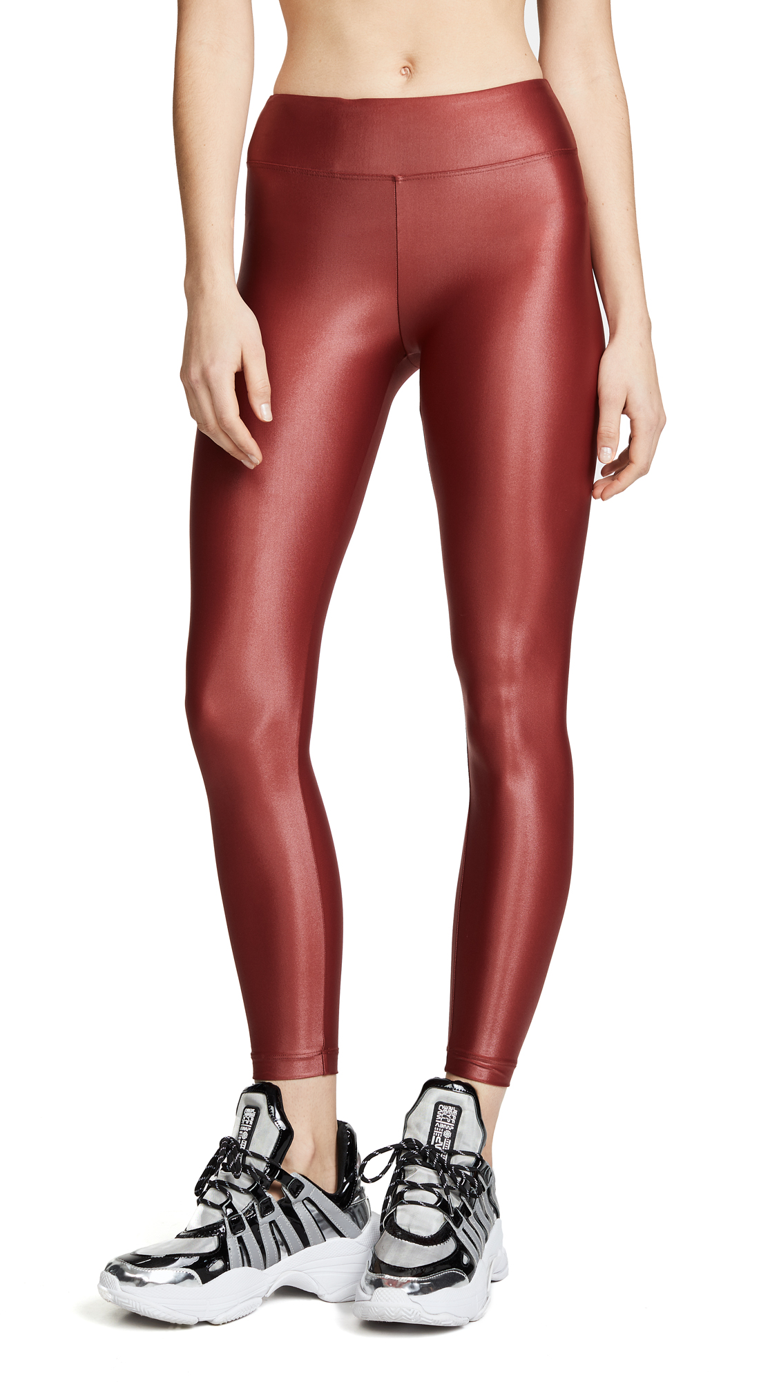 KORAL ACTIVEWEAR Lustrous Infinity High-Rise Leggings