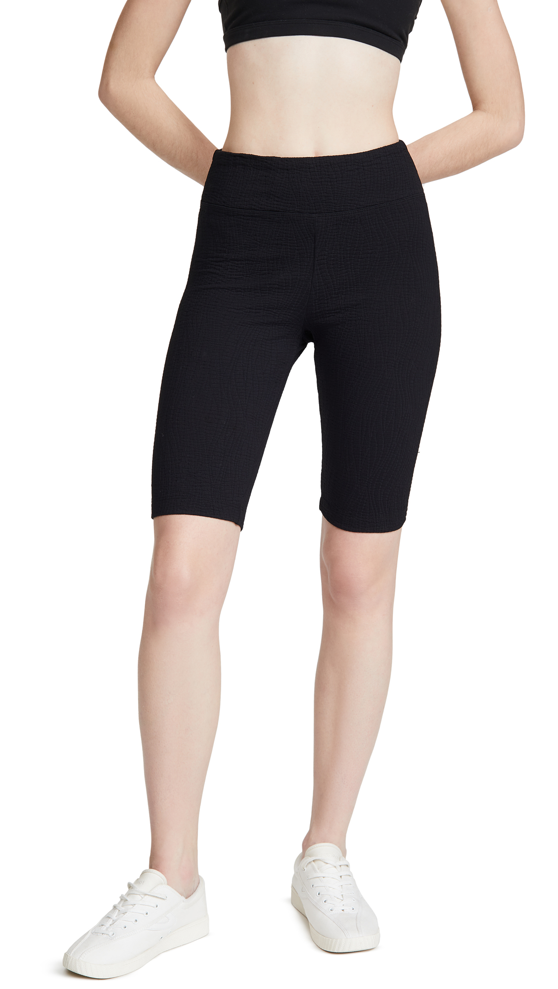 Buy KORAL ACTIVEWEAR online - photo of KORAL ACTIVEWEAR Densonic Flora High Rise Bike Shorts