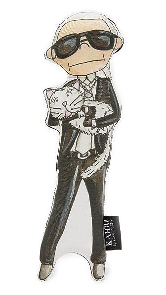 KAHRI Little Karl Lagerfeld Doll