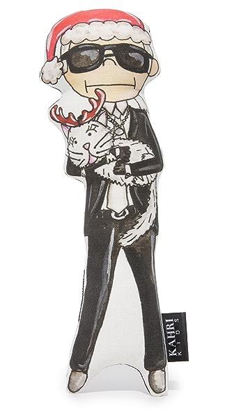 KAHRI Little Christmas Karl Doll