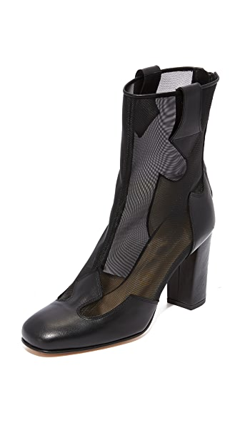 Kalda Lou Boots In Black