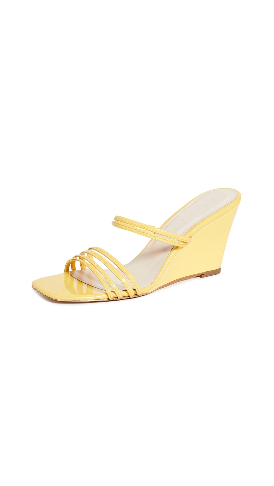 Buy Kalda Simon Wedge Sandals online, shop Kalda
