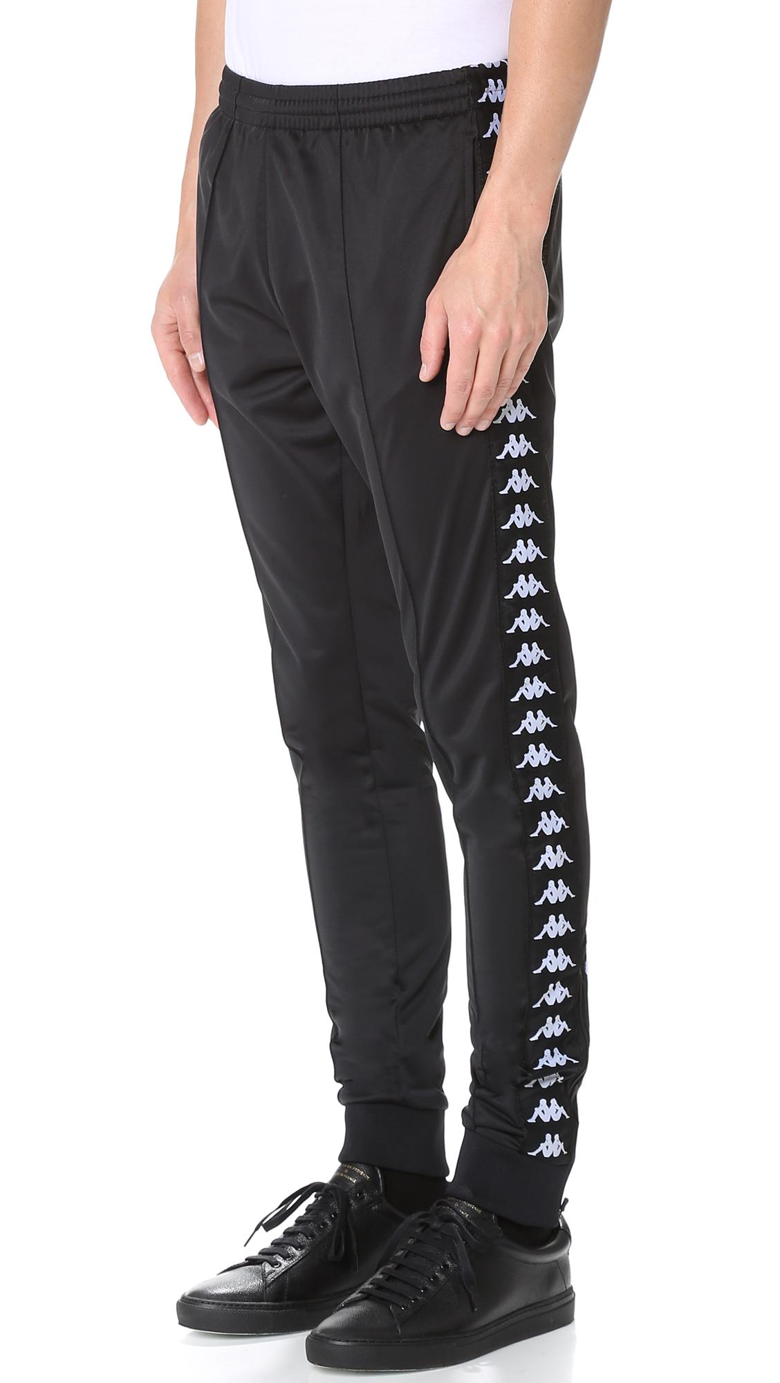kappa jogging pants. Black Bedroom Furniture Sets. Home Design Ideas