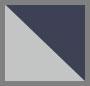 Navy/Grey Silver
