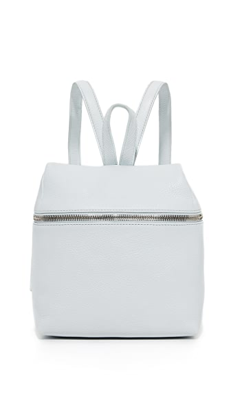 KARA Small Backpack - Powder Blue