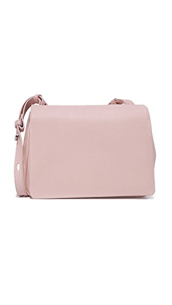 KARA Mini Messenger Bag - Blush Pink