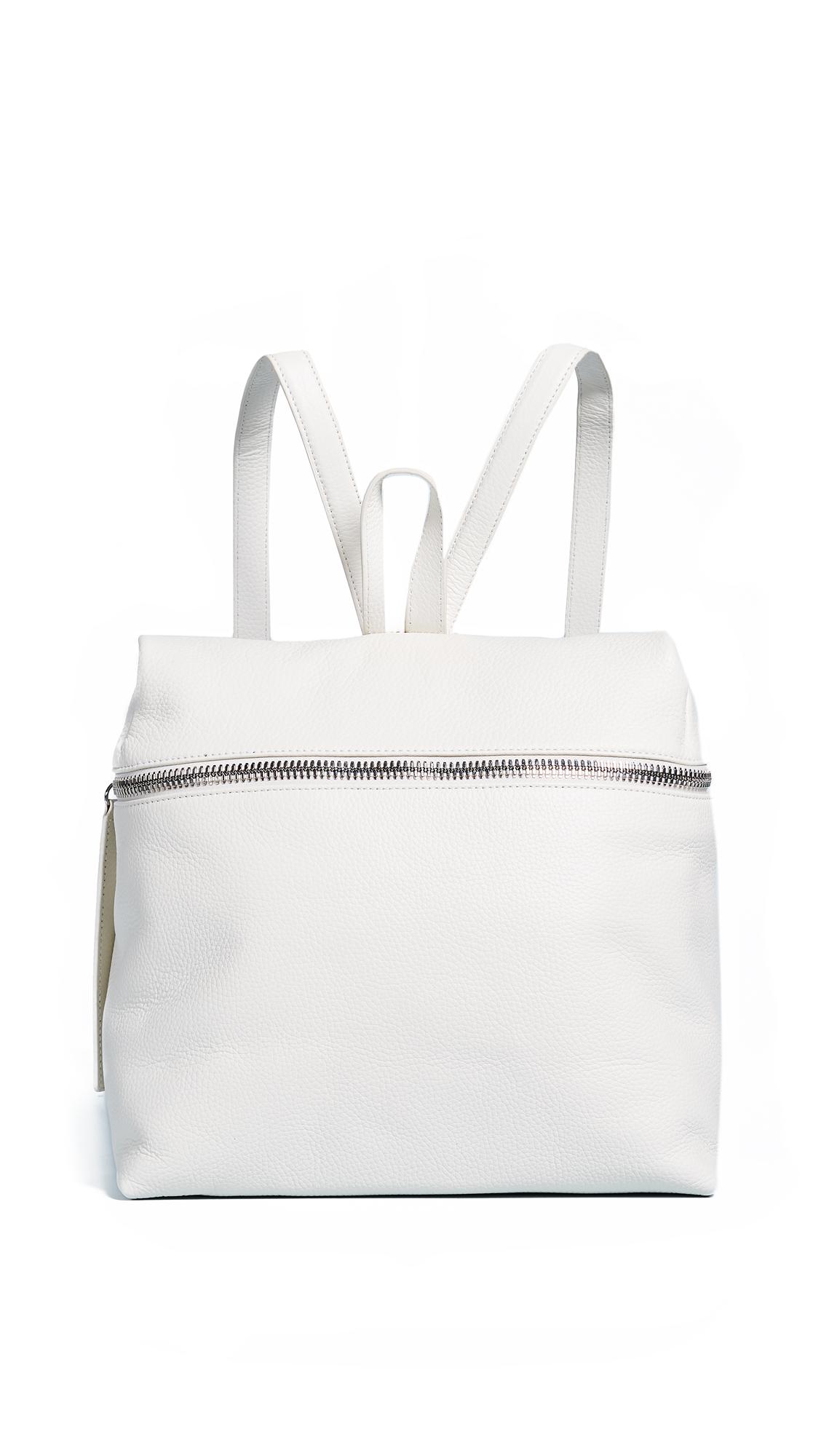 KARA Classic Backpack - Off White