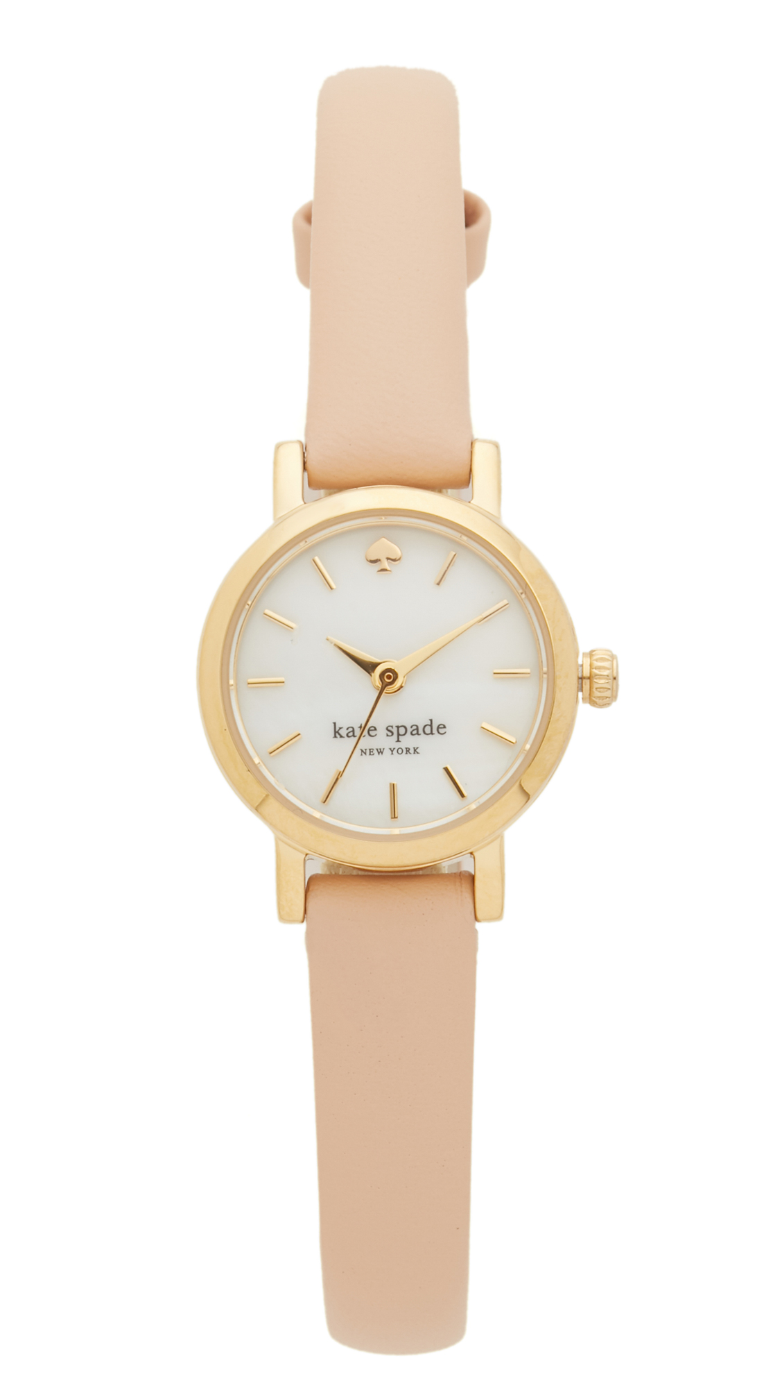 Kate Spade New York Tiny Metro Watch - Vachetta at Shopbop
