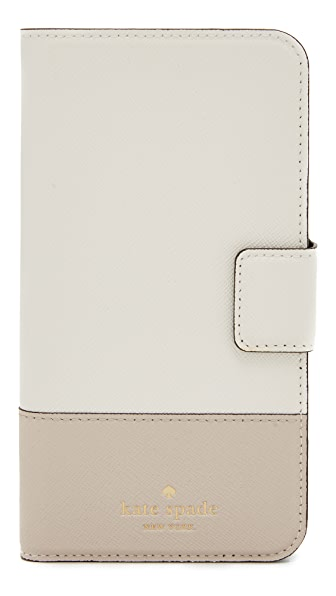 Kate Spade New York Leather Wrap Folio iPhone 6 Plus / 6s Plus Case