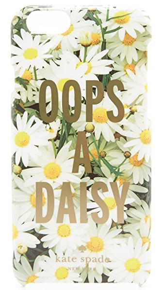 Kate Spade New York Oops a Daisy iPhone 6 / 6s Case