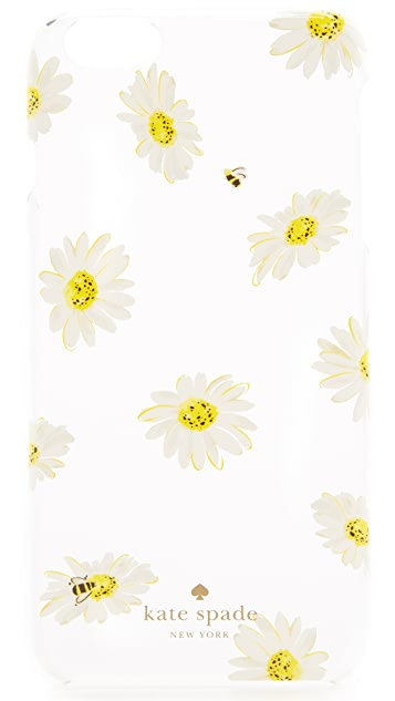Kate Spade New York Falling Daisies iPhone 6 Plus / 6s Plus Case