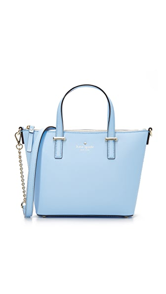 Kate Spade New York Harmony Cross Body Bag - Sky Blue