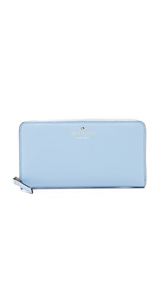 Kate Spade New York Lacey Zip Around Wallet