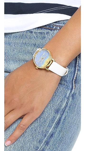 Kate Spade New York I Need a Vacation Metro Watch