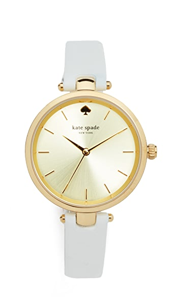 Kate Spade New York Holland Watch - Gold/White at Shopbop