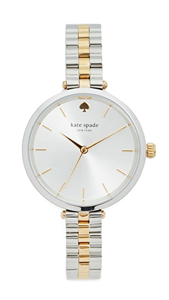 Kate Spade New York Holland Watch - Gold/Silver at Shopbop
