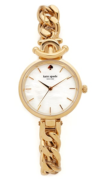 Kate Spade New York Holland Watch - Gold at Shopbop