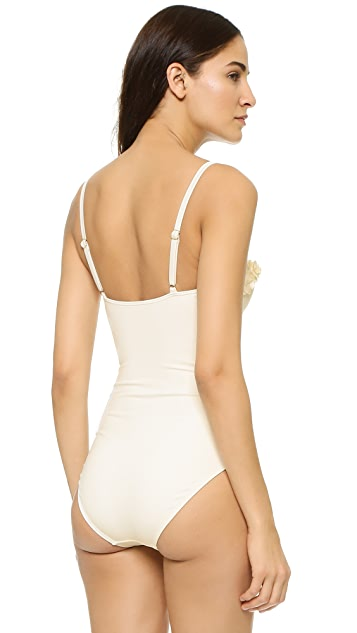 Kate Spade New York Playa De Palma Underwire Maillot
