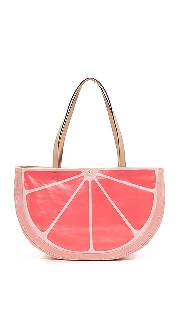 Kate Spade New York Grapefruit Tote