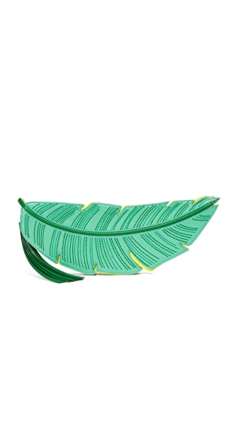 Kate Spade New York Banana Leaf Clutch