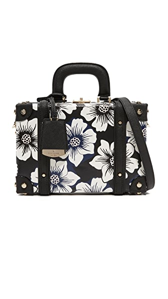 Kate Spade New York Floral Trunk Bag - Multi