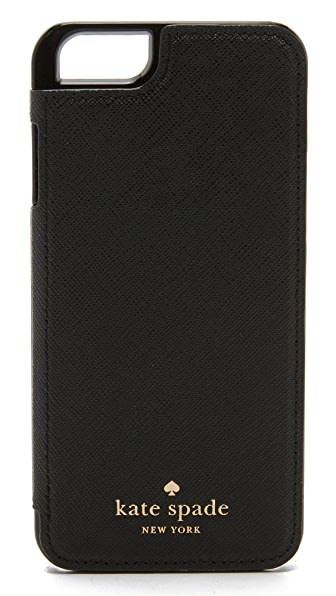 Kate Spade New York Leather Folio iPhone 6 / 6s Case