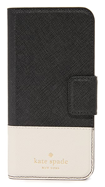 Kate Spade New York Leather Wrap Folio iPhone 6 / 6s Case