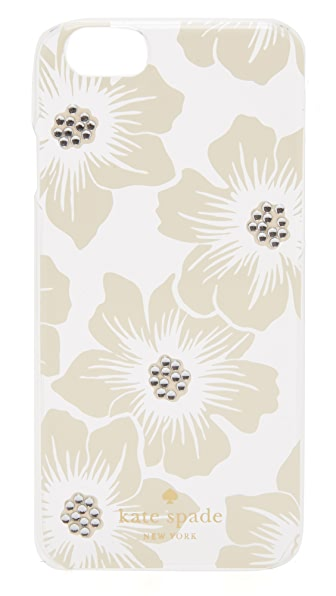 Kate Spade New York Jeweled Hollyhock iPhone 6 / 6s Case