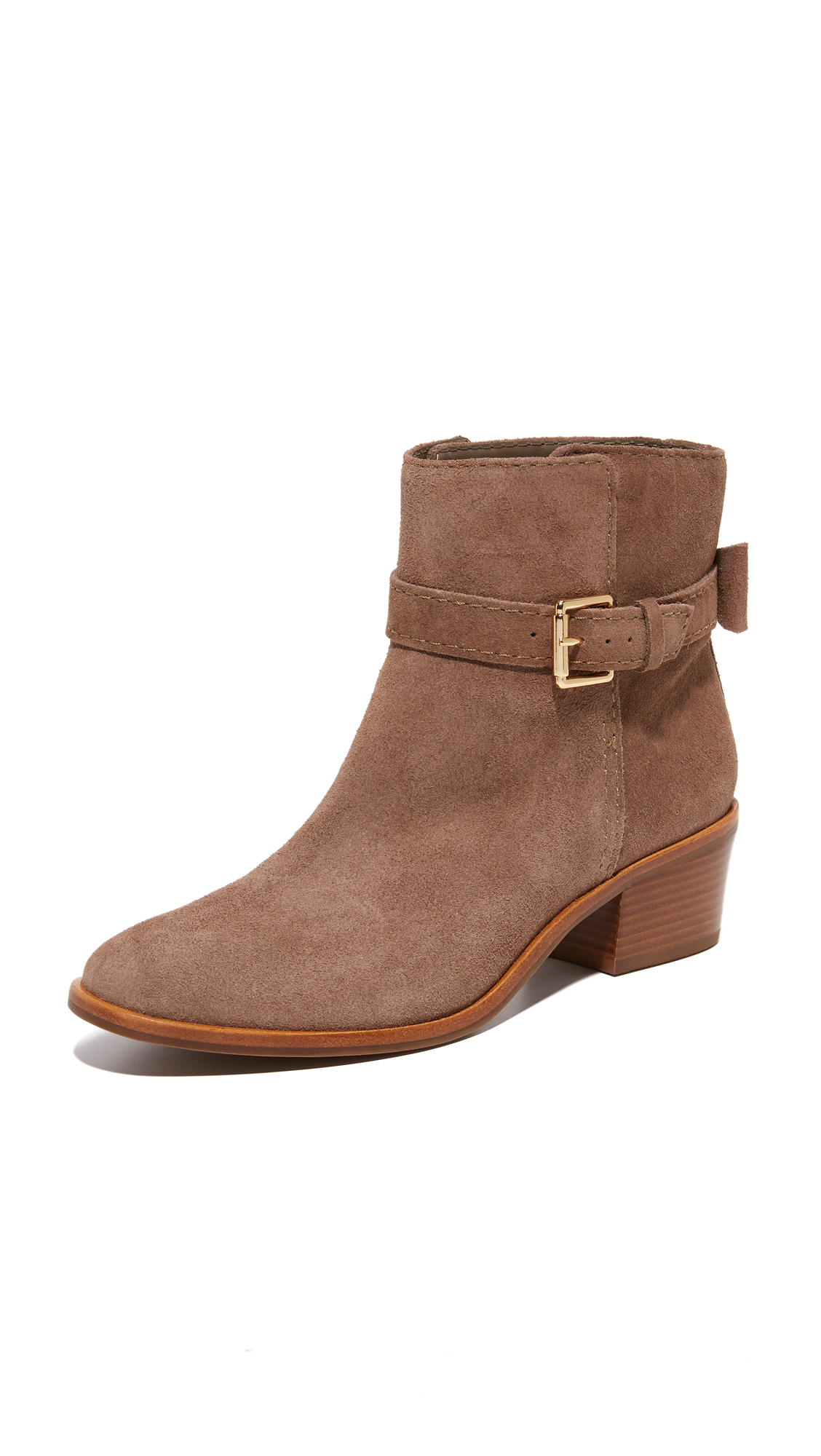 Kate Spade New York Taley Booties - Mousse