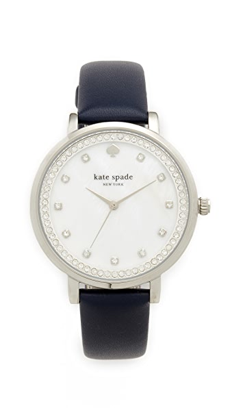 Kate Spade New York Monterey Watch - Stainless Steel at Shopbop