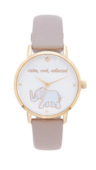 Kate Spade New York Metro Calm, Cool, Collected Watch