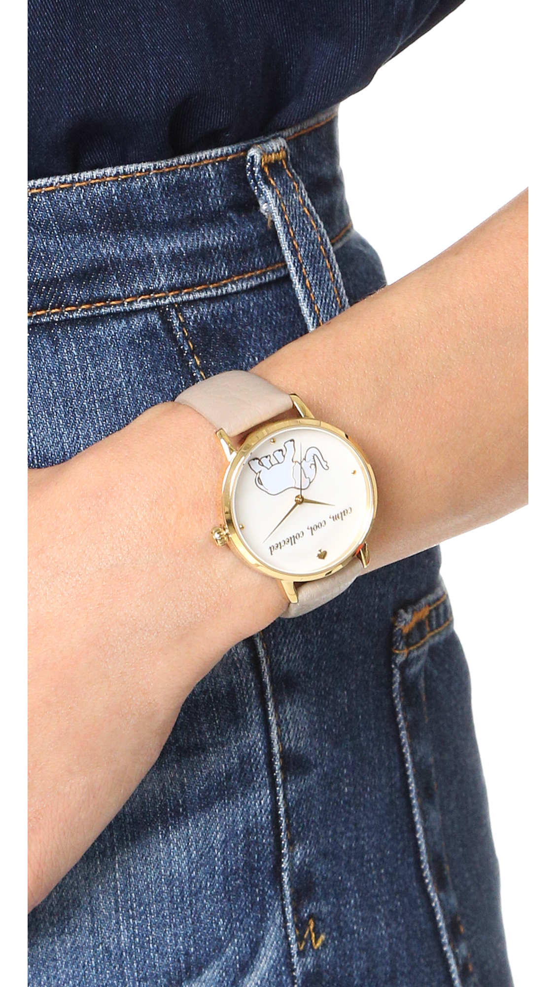 Kate Spade New York Metro Calm Cool Collected Watch Shopbop