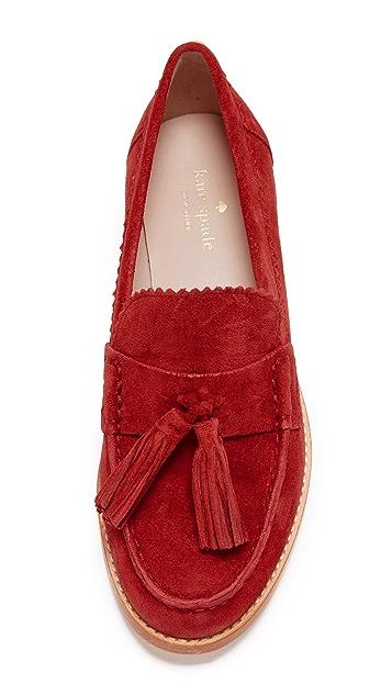 Kate Spade New York Blaine Tassel Loafers