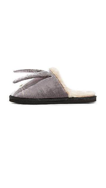 Kate Spade New York Bonnie Bunny Slippers