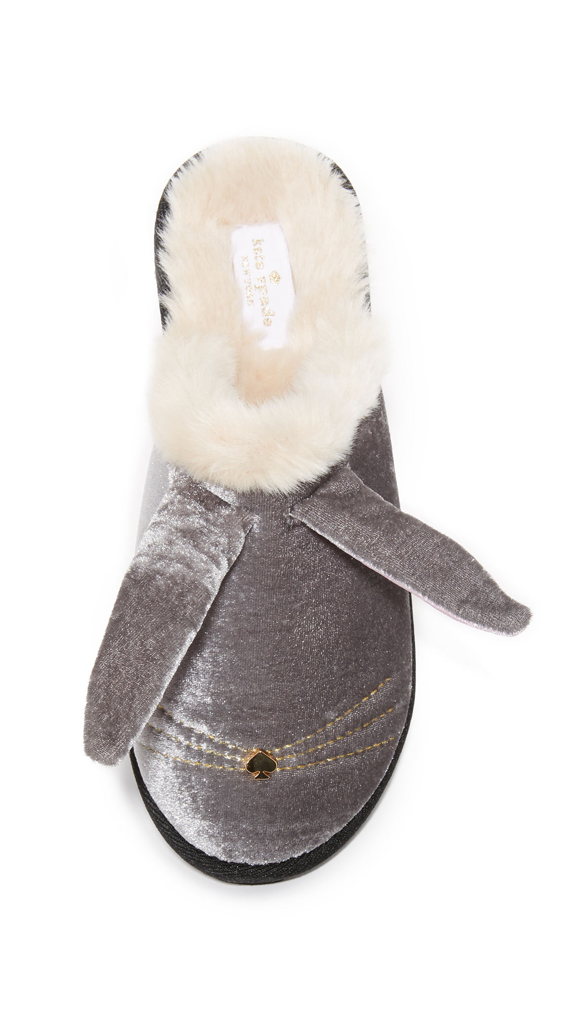 12f6c75e46b758 Kate Spade New York Bonnie Bunny Slippers