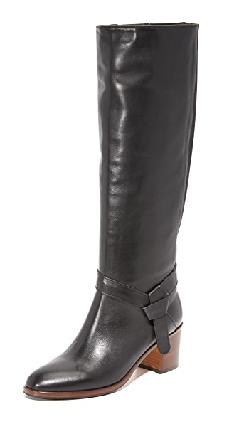 Kate Spade New York Mabelle Tall Boots - Black