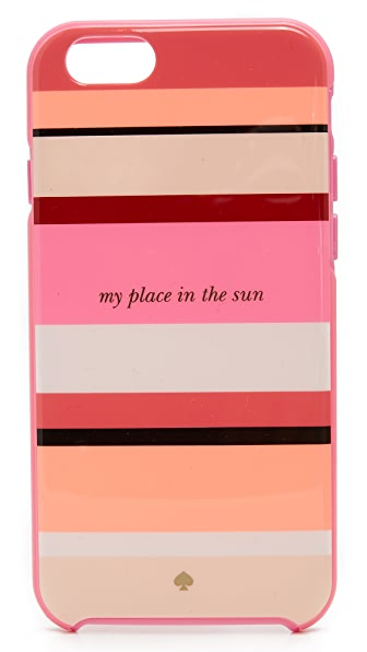 Kate Spade New York My Place In The Sun iPhone 6 / 6s Case