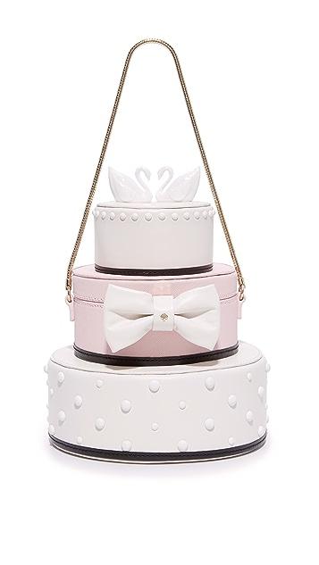 Kate Spade New York 3D Cake Clutch