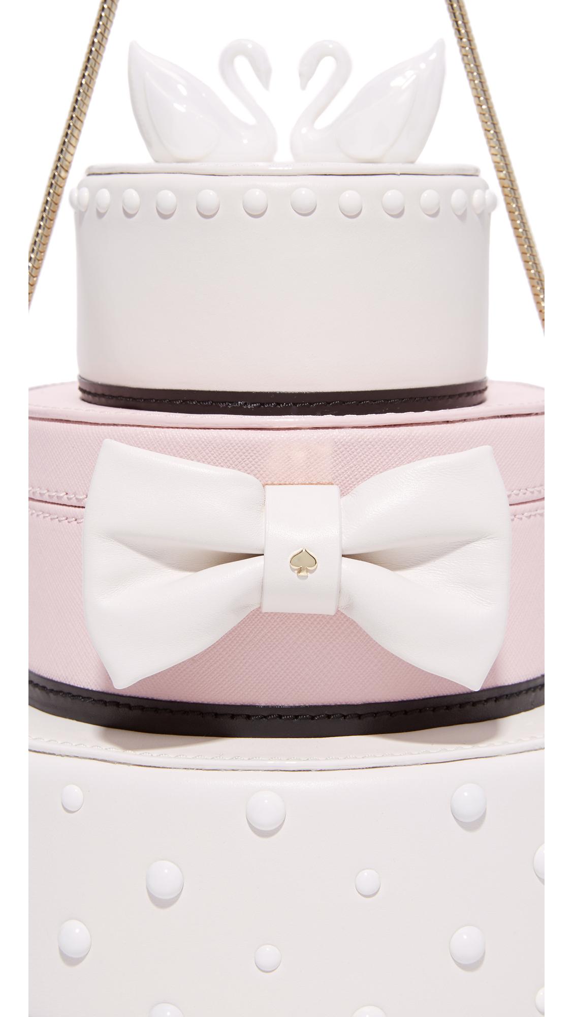 Kate Spade New York 3D Cake Clutch   SHOPBOP