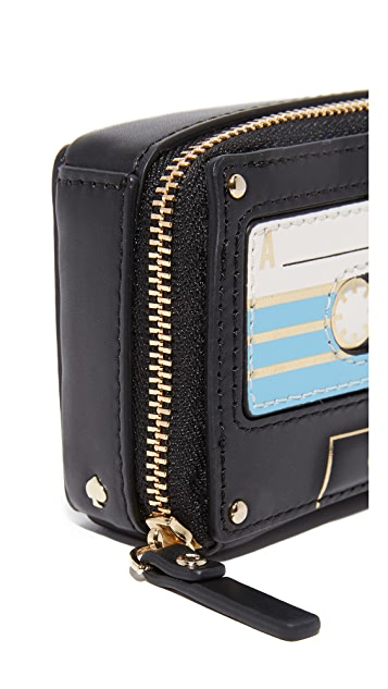 Kate Spade New York Mix Tape Coin Purse