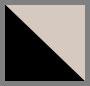 Black/Crisp Linen
